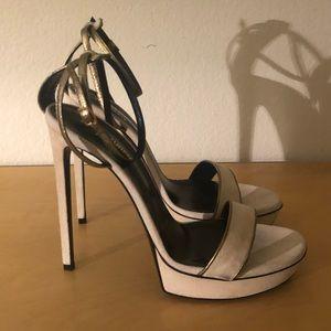 Saint Laurent Heeled sandals 11